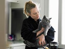 Любители кошек склонны к глаукоме, показало исследование