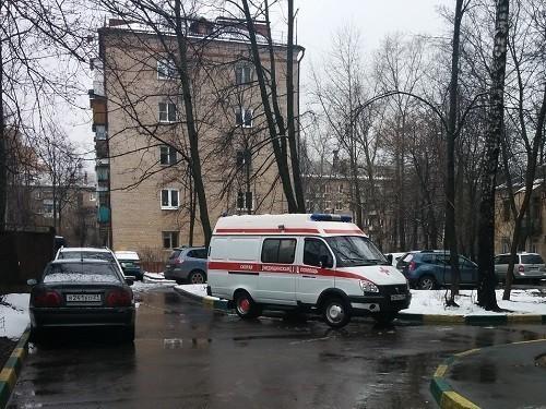В Москве обнаружили фальшивую скорую помощь