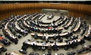 Меркель и Скворцова выступили на Всемирной ассамблее здравоохранения