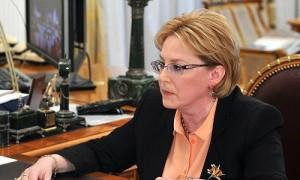 Скворцова: финансовые сложности не коснулись российской системы здравоохранения