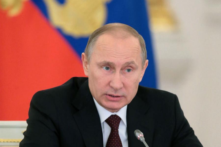 Путин пообещал сохранить расходы на здравоохранение на уровне 3,6% ВВП
