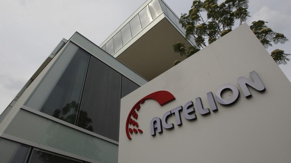 Actelion начала переговоры о покупке ZS Pharma