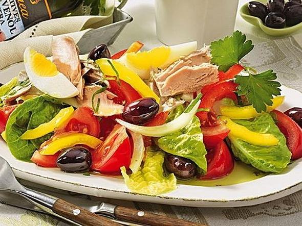 Средиземноморская диета: способ избежать диабета