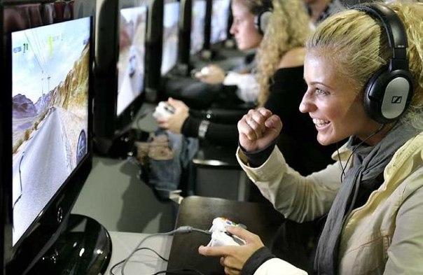 Исследование показало: 1 час компьютерный игр в день приводит к ожирению