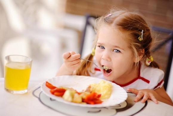 Хорошая успеваемость детей зависит от завтрака