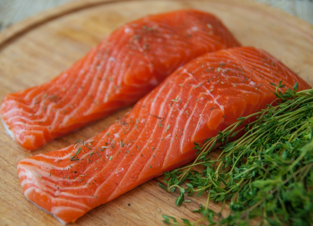 В США разрешили применение в пищу человеком ГМО-лосося