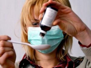 В Смоленске началась эпидемия гриппа