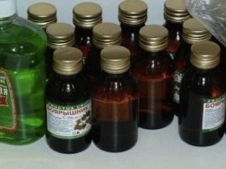 Минздрав намерен ввести рецептурный отпуск для лекарственных спиртосодержащих настоек
