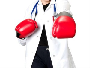 В Ульяновске пьяный пациент напал на доктора