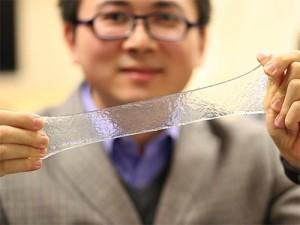 Создан новый пластырь, снабженный датчиками изменения температуры