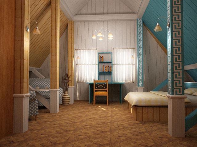 Проекты дачных домов с мансардой: какой выбрать — советы alpha-hp.ru