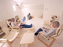 Соляная комната — универсальное средство против аллергии и болезней легких