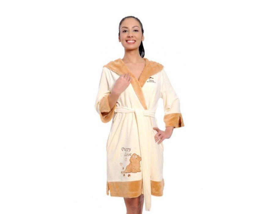 Женские халаты: варианты выбора