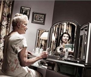 Люди стареют из-за мыслей о возрасте