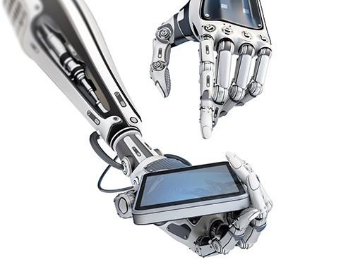 Создан протез кисти, управляемый с помощью смартфона