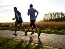 Онкологи советуют: чтобы защитить организм от рака, нужно больше бегать