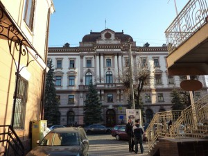 Become the best one in medicine with Ivano Frankivsk National Medical University