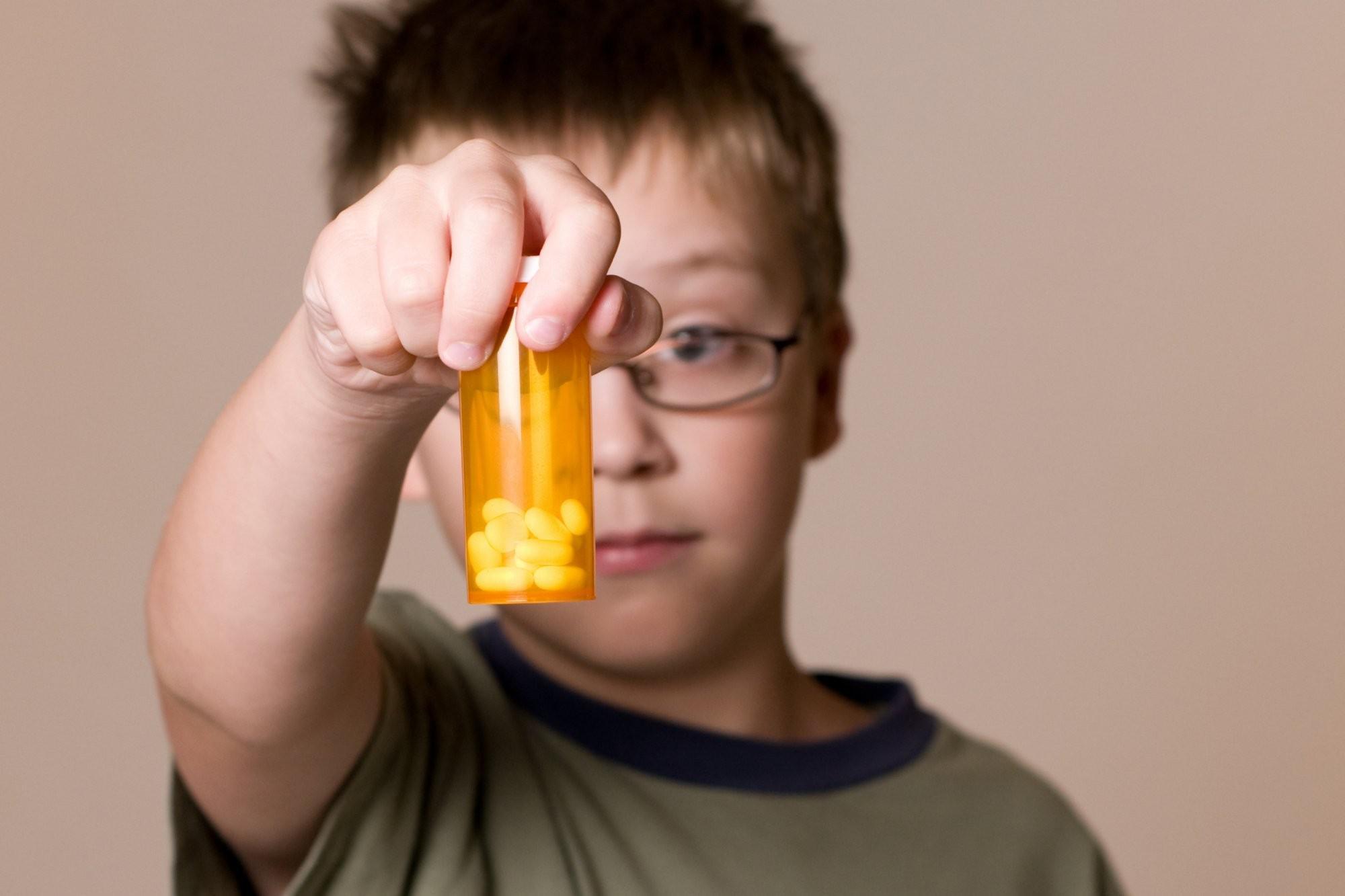Препараты от СДВГ могут негативно влиять на минеральную плотность костной ткани