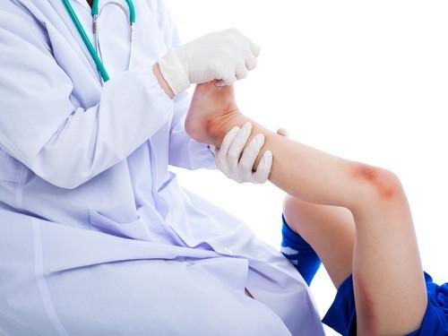 Пермские врачи-ортопеды удлинили ногу ребенку на 20 см