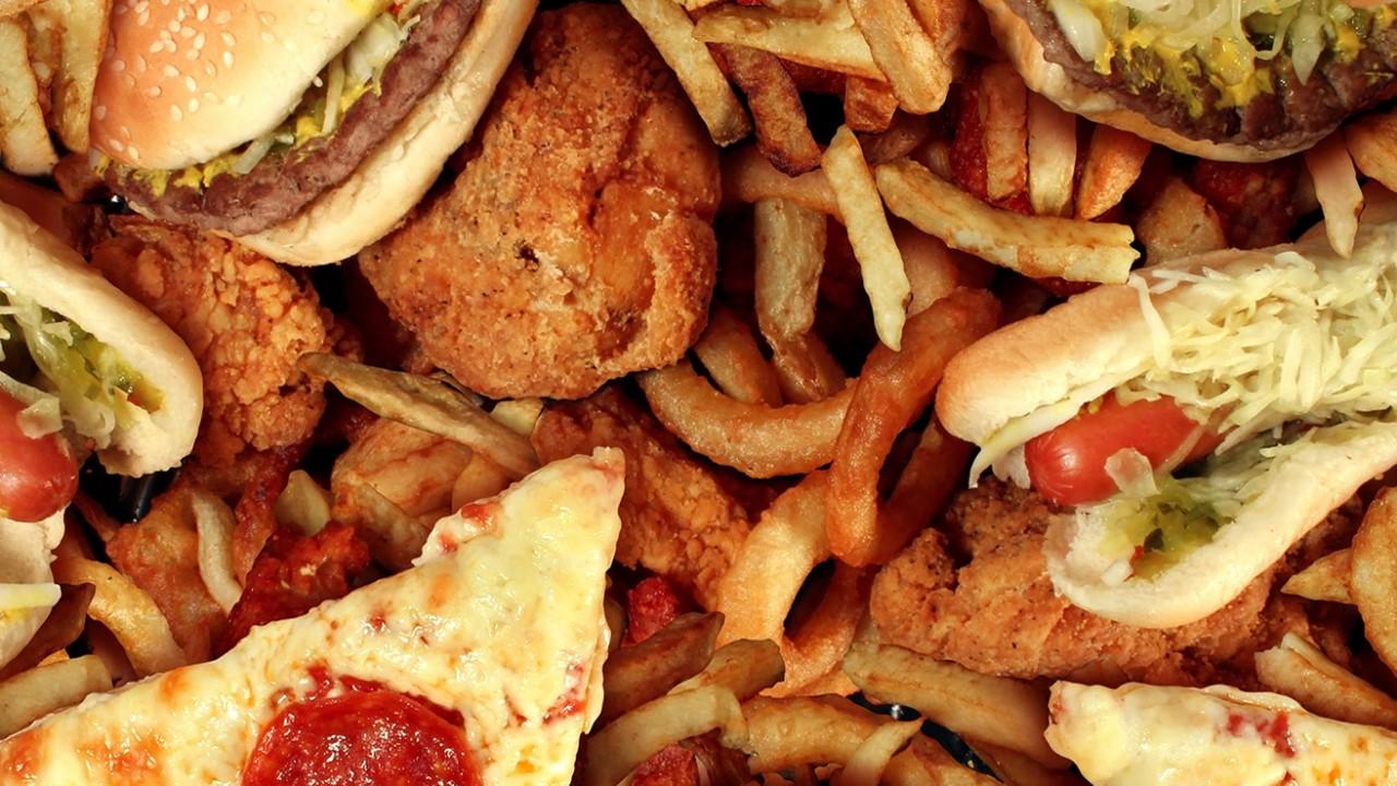 Жирная пища приводит к раку