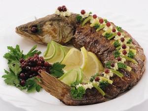 Рыба укрепляет зубы