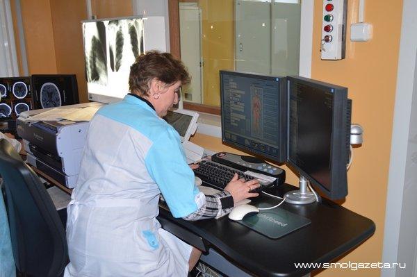 В Смоленской области создадут единую диспетчерскую службу скорой медицинской помощи