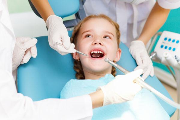 Стоматология для самых маленьких