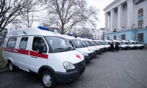 В Крыму открыта первая модульная подстанция скорой помощи