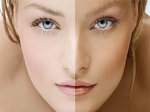 Цвет кожи можно изменить с помощью гормонов
