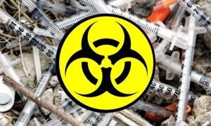 В больницах Омска хранили опасные отходы ненадлежащим образом