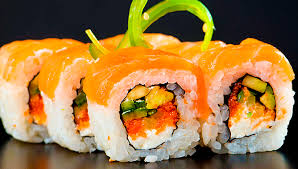 Суши. Основные виды японских роллов и суши