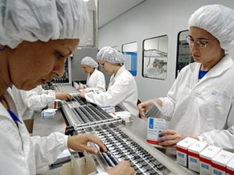 Продажи российских фармкомпаний в сегмента госзакупок достигли 72,6 млрд рублей