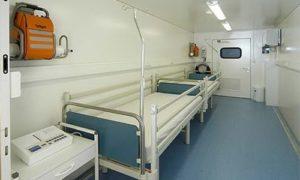 Первая в России модульная больница будет размещена в Крыму