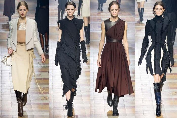 Модные тенденции 2016 года в женской одежде