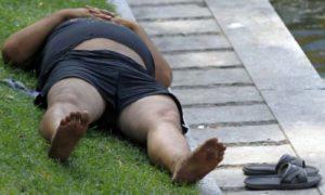 Ожирение в России так же распространено, как в США