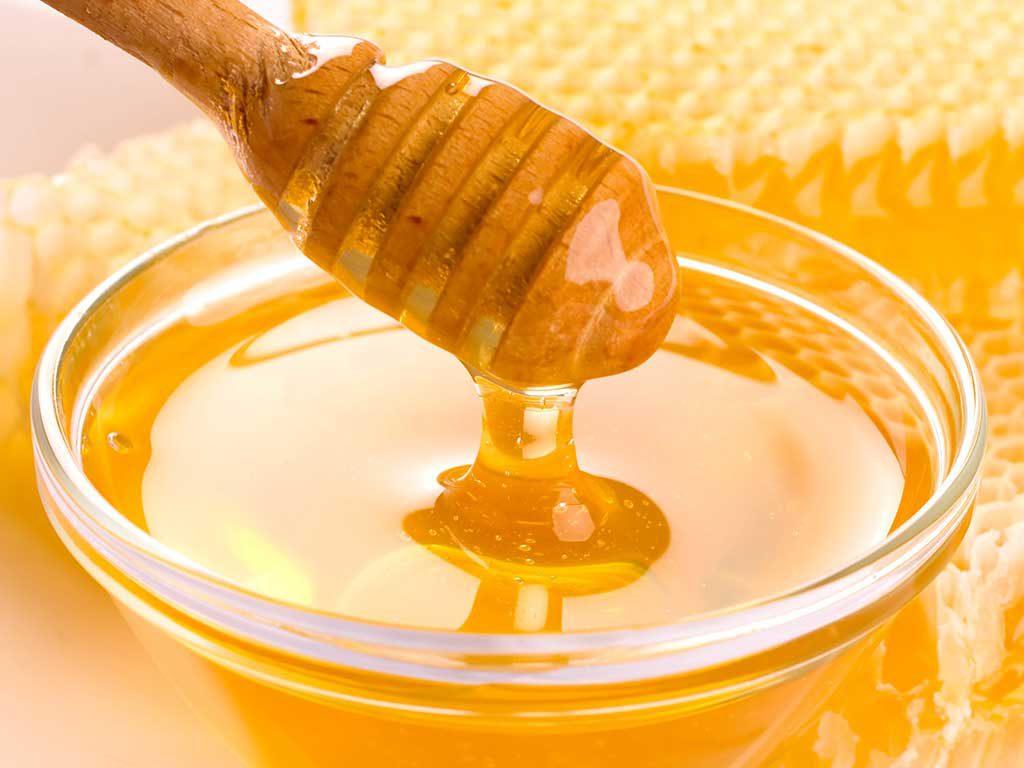 Мед улучшает зрение