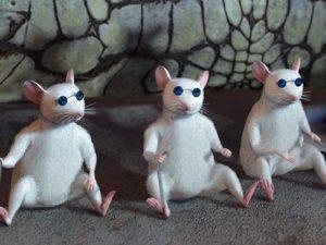 Ученые вернули зрение мышам с поврежденным зрительным нервом