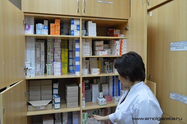 В Смоленск завезли лекарства от муковисцидоза