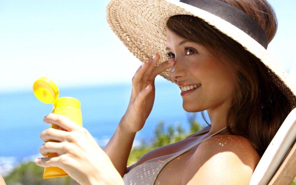 Солнцезащитный крем не предотвратит разрастание родинок