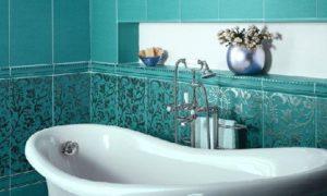 Ремонт в ванной при помощи керамической плитки, наказание или праздник