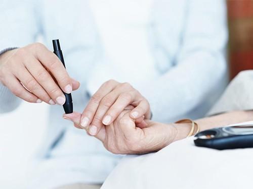 Крохотный датчик выявит диабет за секунды