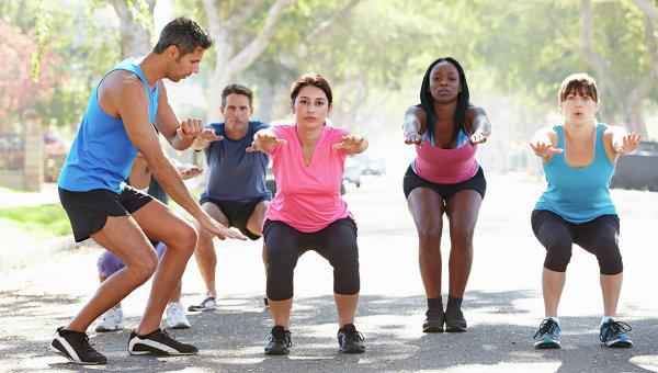 ЛДПР предлагает возродить практику проведения производственной гимнастики