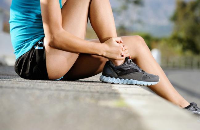 Спортивные травмы и их лечение