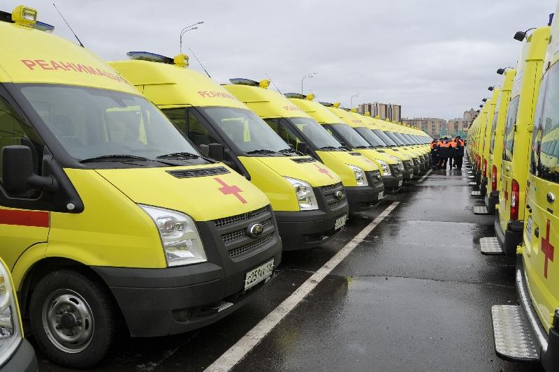 Смоленская область получит 10 автомобилей скорой помощи