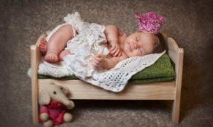 Кроватки для новорожденных: оптимальный выбор для вашей крохи