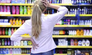 Безопасный шампунь для волос