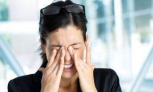 Омега-3 предотвратят синдром сухого глаза