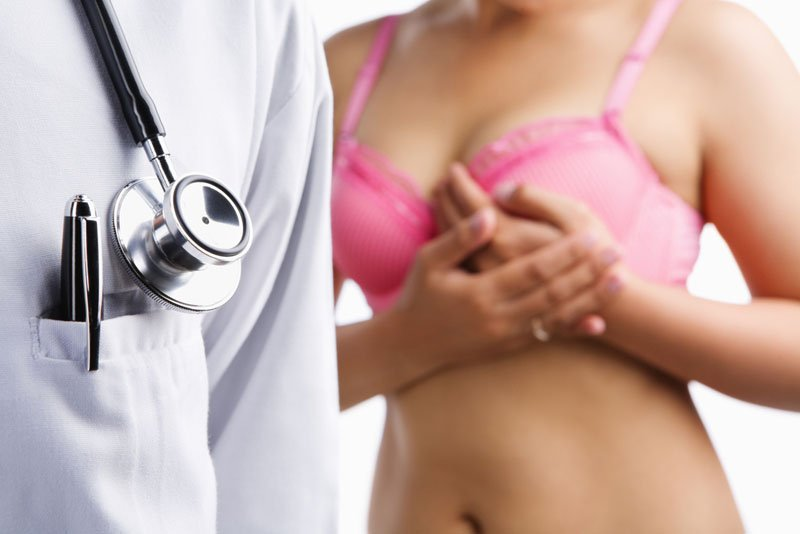 Употребление алкоголя может привести к раку груди
