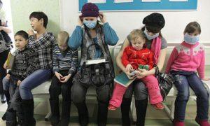 В одном из городов ЯНАО на 1 педиатра приходится 3000 пациентов