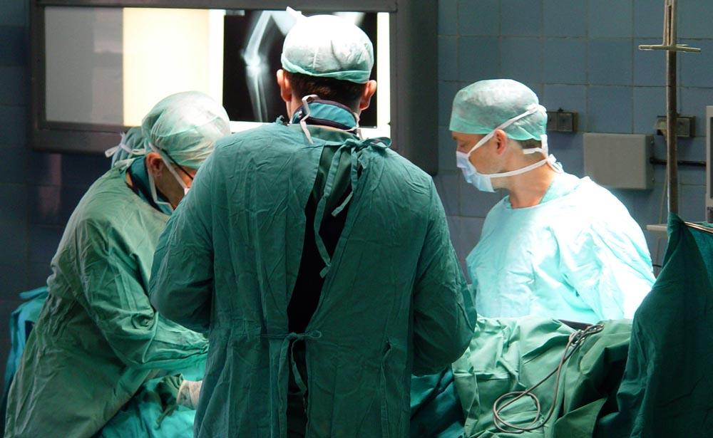 Московские врачи удалили опухоль весом 20 кг